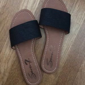 Seven for all mankind slides